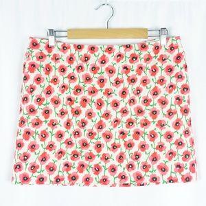 J.CREW | Poppy Mini Skirt